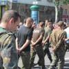 Из плена боевиков на Донбассе освобождены 10 украинских военных