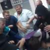 «Радикалы» Лозовой и Мосийчук избили Дурнева на пресс-конференции (ВИДЕО)