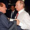 Путин предлагал Берлускони должность министра – СМИ