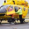 Принц Уильям устроился на работу пилотом скорой помощи