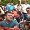 В Ереване полицейские зачистили «Майдан»