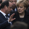 Меркель и Олланд намерены 7 июля провести саммит по Греции