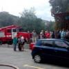 В Виннице из горящей больницы эвакуировали 150 человек (ФОТО+ВИДЕО)