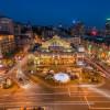 Бессарабский рынок в Киеве декоммунизировали