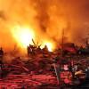В Черкассах мужчина взорвал дом из-за ревности