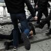 Ночью в центре Киева произошла драка между украинцами и иностранцами
