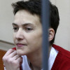 Савченко рассказала, что бы она пожелала Путину