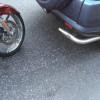 Швайка разбил свой скандальный Harley-Davidson
