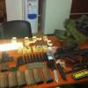 В центре Киева милиция изъяла арсенал оружия