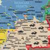 Боевики ограничились атаками позиций сил АТО под Светлодарском и Трехизбенкой (КАРТА АТО)