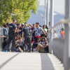 Германия признала, что не сможет принять всех беженцев