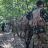 Нацгвардейцы уничтожили «разведывательную группу террористов»