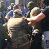 В Харькове активисты подрались с милицией